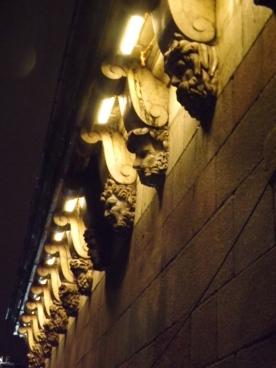 Pont Neuf gargoyles