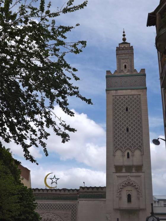 Grande Mosquee Paris