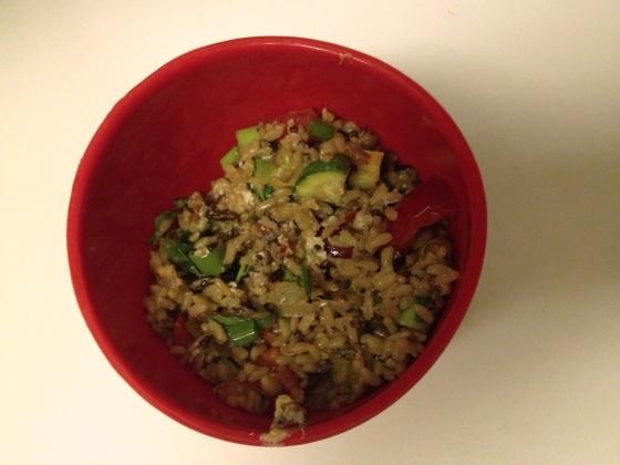 Vegetable Summer Quinoa Salad