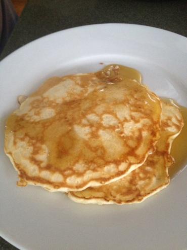 Best pancake recipe | netflix & nutella