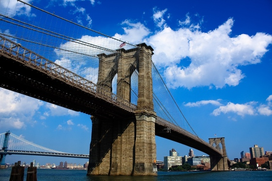 Brooklyn Bridge| netflix & nutella