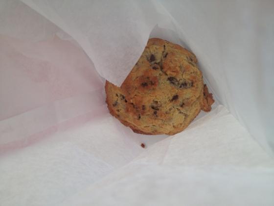 Chocolate chip walnut cookie, Levain bakery | netflix & nutella