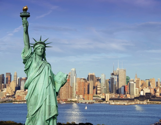 Statue of Liberty | netflix & nutella