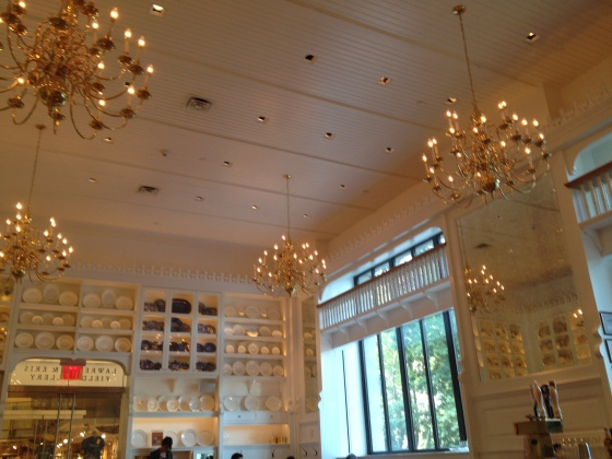 Caffe Storico at the NY Historical Society